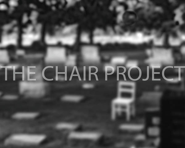 Photograph - Invitation / The Chair Project by Dutch Bieber