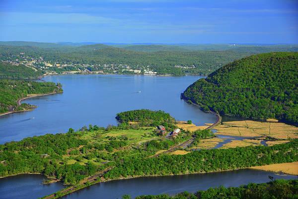 Photograph - Iona Island In The Hudson River by Raymond Salani III