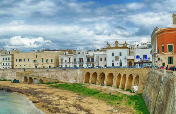 Photograph - Ionian Waterfront Of Gallipoli by Steve Estvanik