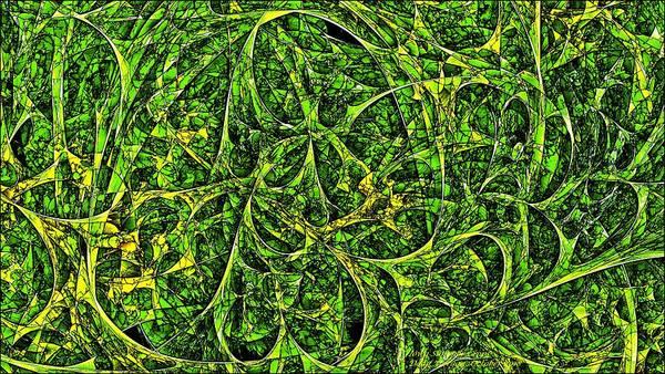 Digital Art - Iowa Summer Crops by Doug Morgan