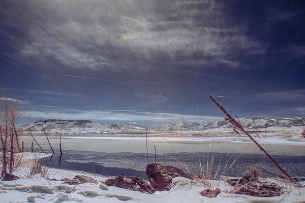 Photograph - Ir Lake by Dan Urban