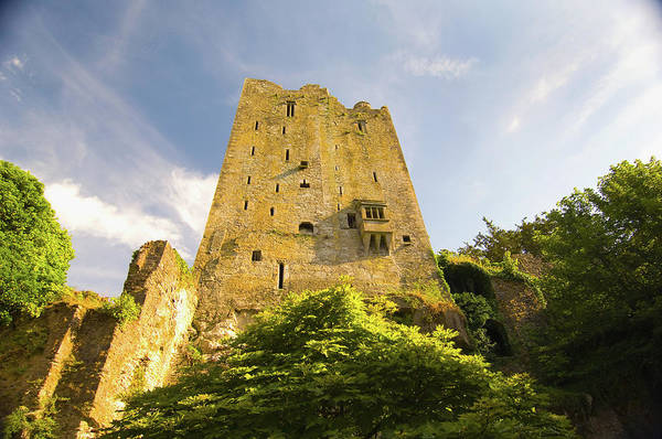 Ancient Photograph - Ireland, County Cork, Blarney, Blarney by Laura Ciapponi