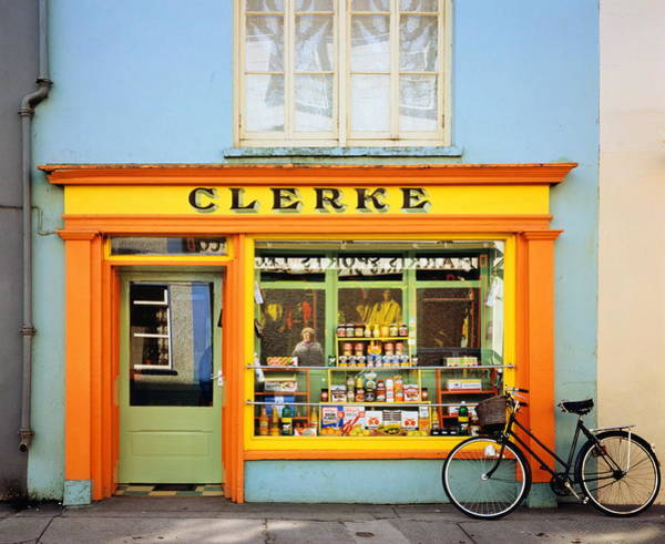 Retail Photograph - Ireland, County Cork, Skibbereen by Paul Wakefield