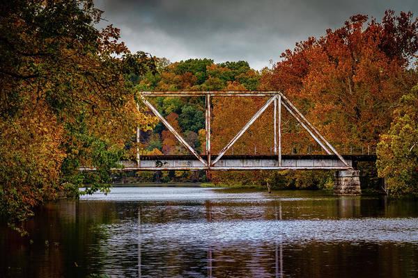 Photograph - Iron Bridge by Allin Sorenson