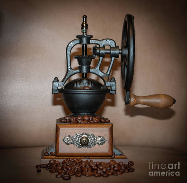 Photograph - Iron Coffee by Dale Powell