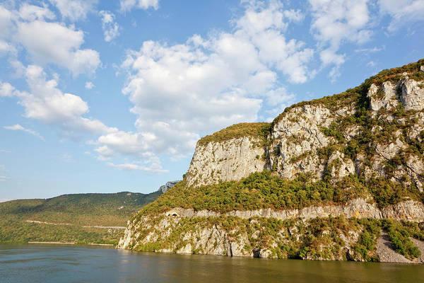 Danube Photograph - Iron Gate, Romania by Danita Delimont