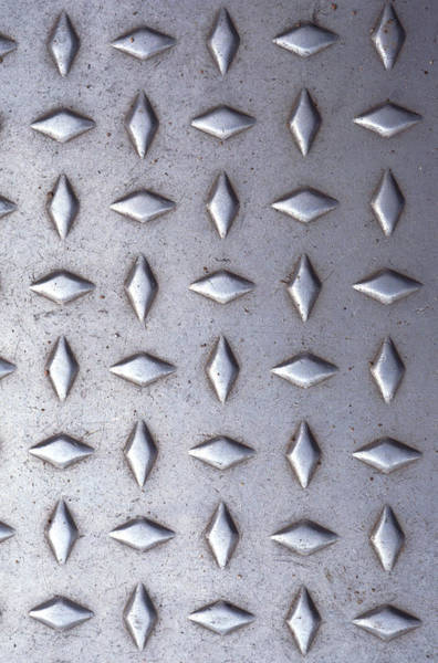 Photograph - Iron by John Foxx
