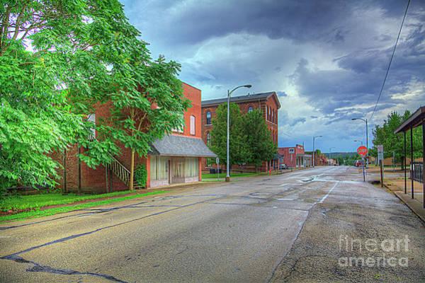 Wall Art - Photograph - Ironton Missouri  by Larry Braun