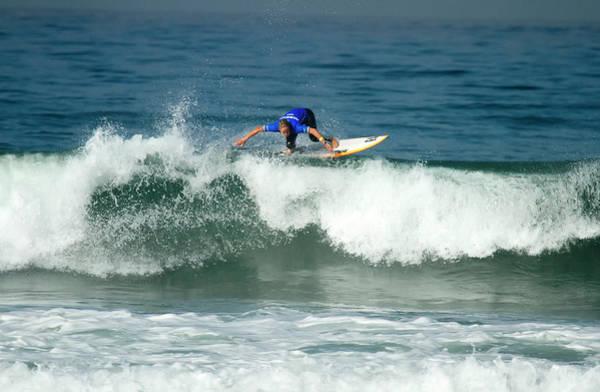 Photograph - Isabella Nichols Australian Surfer by Waterdancer