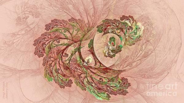 Digital Art - Ishtar Berries by Doug Morgan