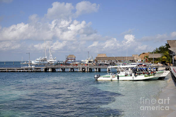Isla Mujeres Photograph - Isla Mujeres 4 by Andrew Dinh