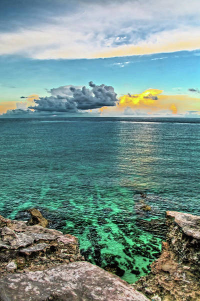 Isla Mujeres Photograph - Isla Mujeres At Evening Mexico by Pola Damonte Via Getty Images