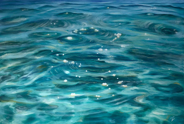 Painting - Islamorada by Eva Volf
