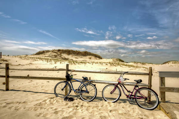 Wall Art - Photograph - Island Beach State Park In New Jersey Beach Scenic Series I by Geraldine Scull