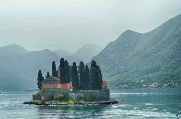 Photograph - Island Church Of St George by Steve Estvanik