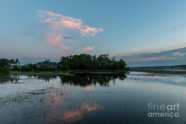 Photograph - Island Clouds by Dale Powell
