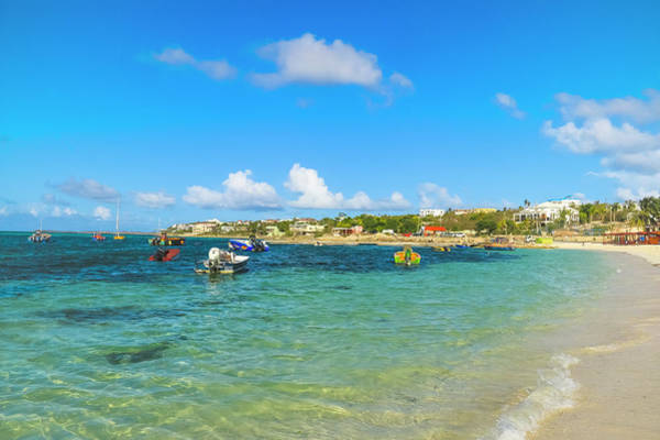 Photograph - Island Harbour Anguilla by Ola Allen