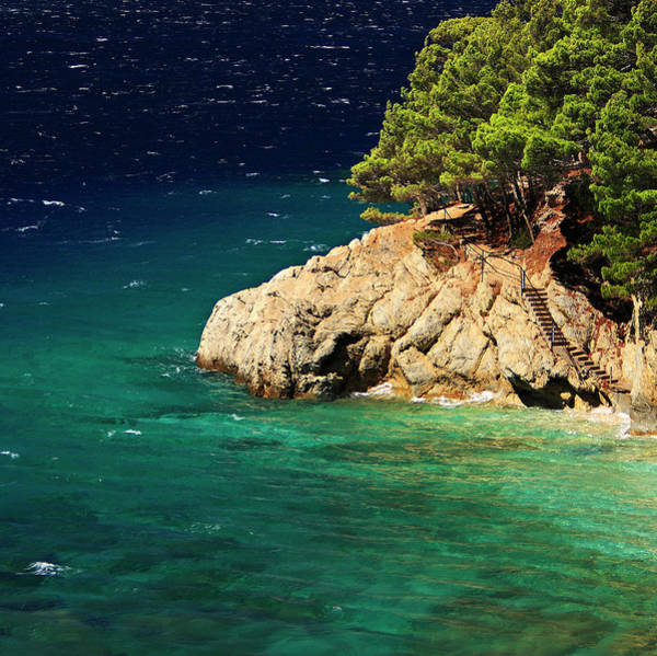 Adriatic Wall Art - Photograph - Island In The Adriatic by Tozofoto