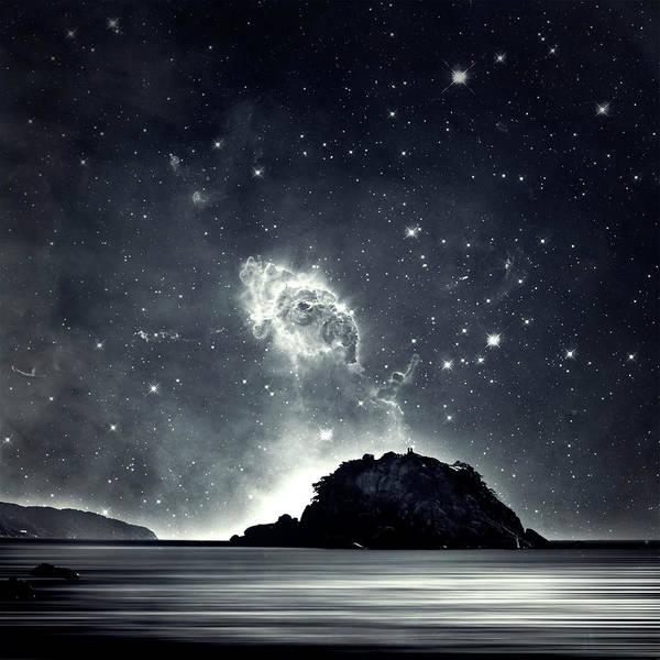 Photograph - Island In The Sea Of Eternity  by Dirk Wuestenhagen