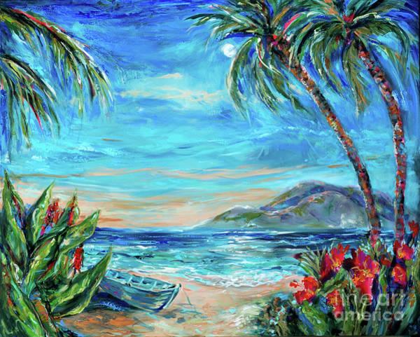 Painting - Island Life by Linda Olsen