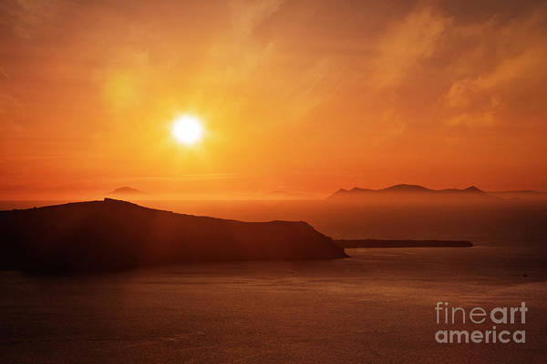 Photograph - Island Sunset by Scott Kemper