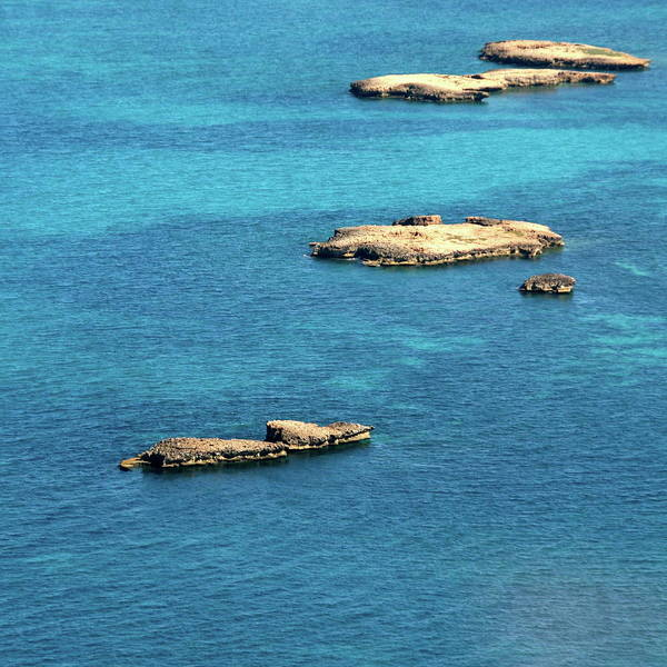 Photograph - Islets Islands by Judy Dunlop