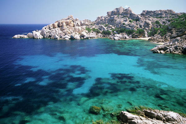 Sardinia Photograph - Isola Maddalena, Sardinia, Italy by Peter Adams