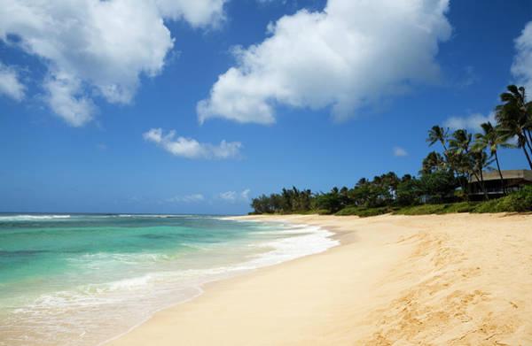 Big Island Photograph - Isolated Tropical Beach by Ranplett