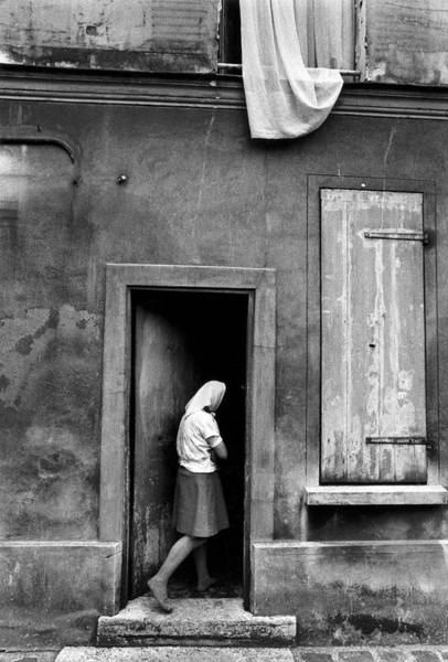 Photograph - Issy-les-moulineaux In France - by Herve Gloaguen