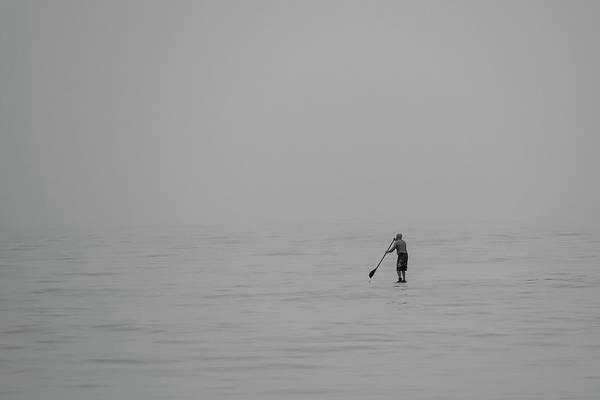 Photograph - It Is A Large Ocean by Dan Friend