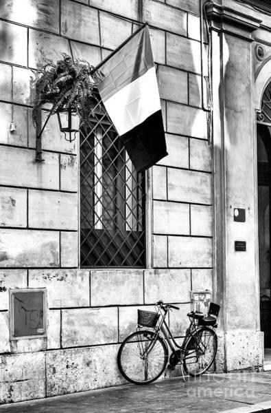 Photograph - Italia In Roma by John Rizzuto