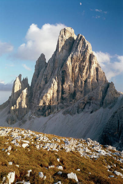 Surroundings Photograph - Italian Alps. Cima Dodici by Andrzejstajer