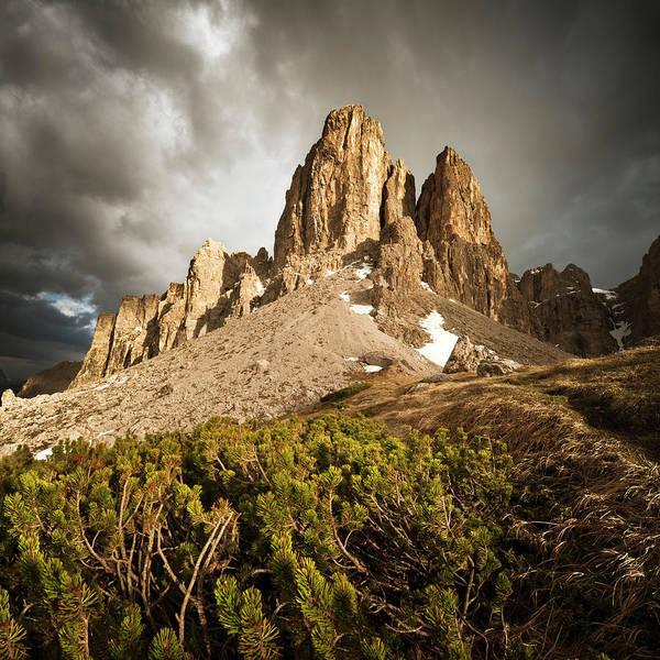 Climbing Photograph - Italian Alps by Scacciamosche