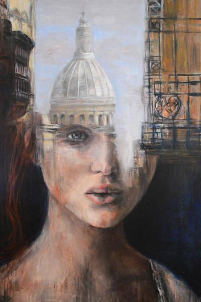 Wall Art - Painting - Italian Blend by Escha Van den bogerd