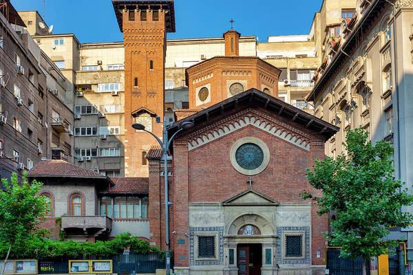 Photograph - Italian Church by Fabrizio Troiani