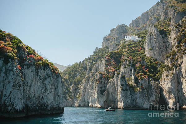 Tourism Wall Art - Photograph - Italian Coast by Svetlana Iakusheva