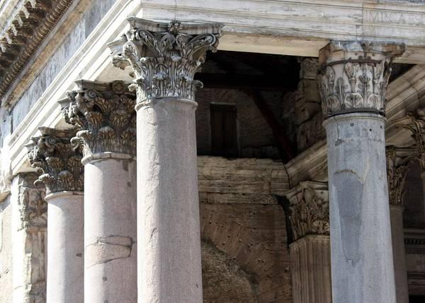 Pantheon Wall Art - Photograph - Italian Pantheon by J.castro