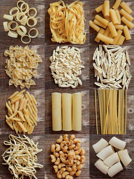Wall Art - Photograph - Italian Style Food by Török-bognár Renáta