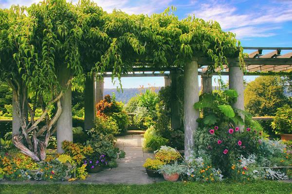Photograph - Italianate Terrace by Jessica Jenney