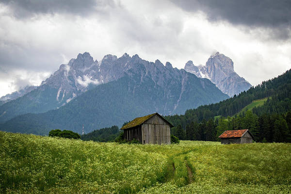 Wall Art - Photograph - Italy Countryside 2 by Shari Pederson