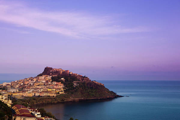 Sardinia Photograph - Italy, Sardinia, The Village Of by Buena Vista Images