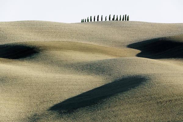 Photograph - Italy, Toscana, San Quirico Dorcia by Roine Magnusson