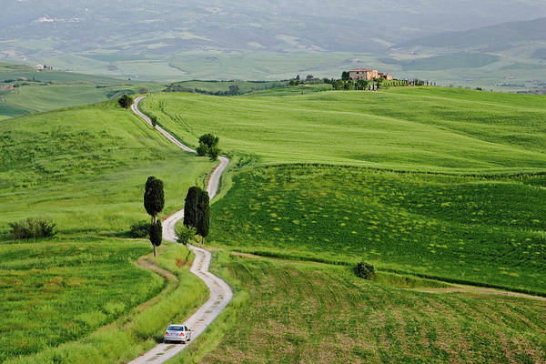 Wall Art - Photograph - Italy, Val D'orcia by Jaynes Gallery