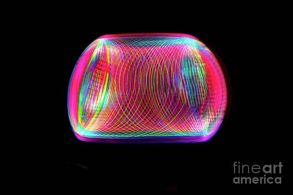 Wall Art - Photograph - It's Not A Slinky by Arnie Goldstein