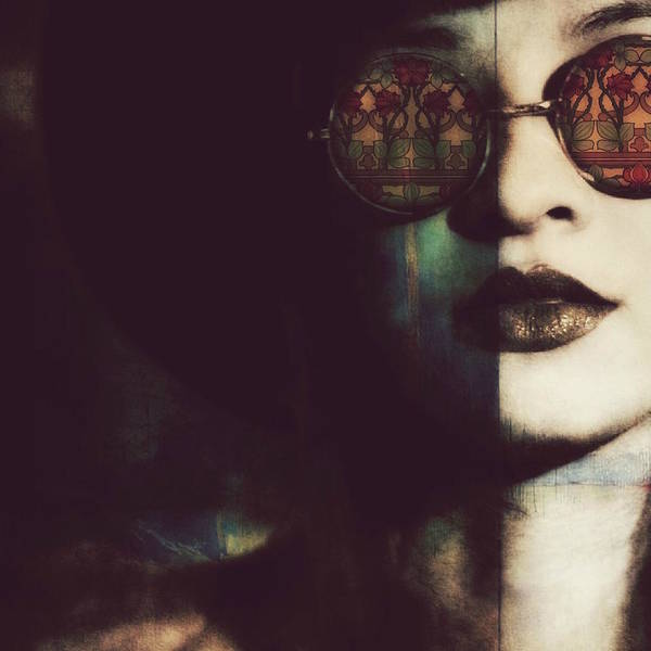 Wall Art - Digital Art - I've Got You On My Mind by Paul Lovering