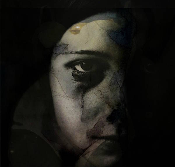 Wall Art - Mixed Media - I've Gotta A Picture Of The Woman I Love  by Paul Lovering