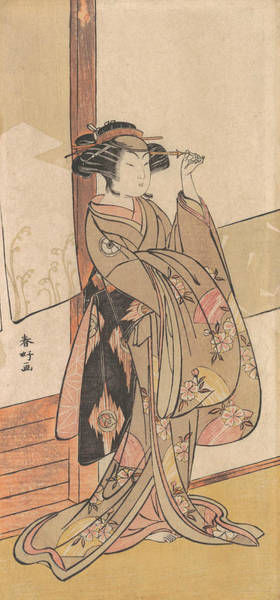 Relief - Iwai Hanshiro Iv by Katsukawa Shunko