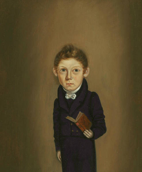 Painting - J Ellis Bonham by William Bonnell