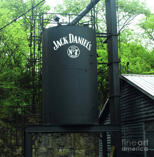 Photograph - Jack Daniel's No 7 by Mary Capriole