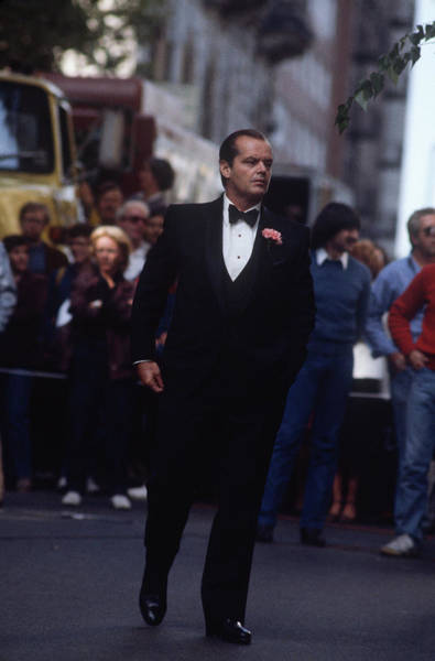 Photograph - Jack Nicholson by Art Zelin